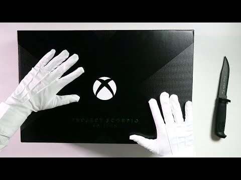 Xbox One X Unboxing + Gameplay (Project Scorpio Edition) Call of Duty WWII Zombies