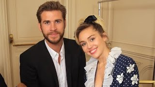Miley Cyrus & Liam Hemsworth Make First Public Appearance in 3 Years at Variety