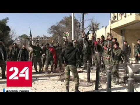 Боевики в  Алеппо деморализованы