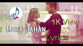 download lagu Mera Jahan   Song  Gajendra Verma  gratis