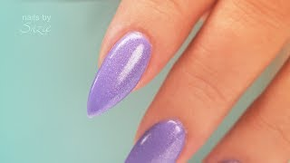 Suzie Builds CORNSTARCH Nails  from Nail Career Education