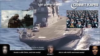 China and Russia army will destroy NATO and USA 2015 - last game of god