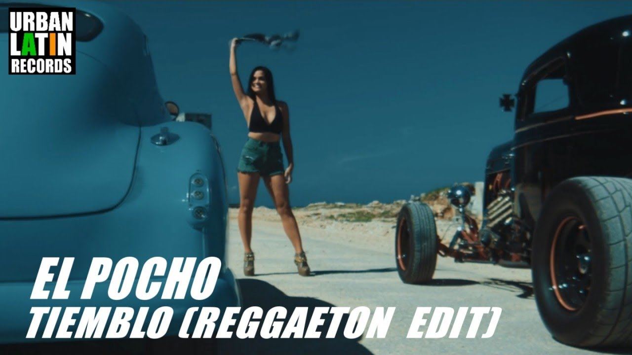 EL POCHO - TIEMBLO - (OFFICIAL VIDEO) REGGAETON 2018 / CUBATON 2018