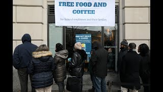 Shutdown's lost pay, dwindling business send more people to D.C. food banks