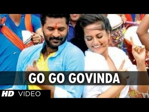 Go Go Govinda Full Video Song OMG (Oh My God) | Sonakshi Sinha, Prabhu Deva