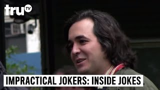 Impractical Jokers: Inside Jokes - That's My Secret | truTV