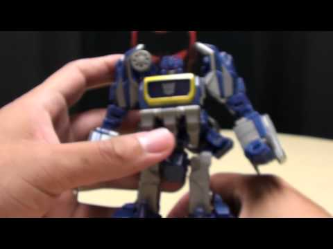 Generations War for Cybertron SOUNDWAVE: EmGo's Transformers Reviews N' Stuff
