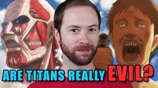 Are the Titans from Attack on Titan Evil? | Idea Channel | PBS Digital Studios