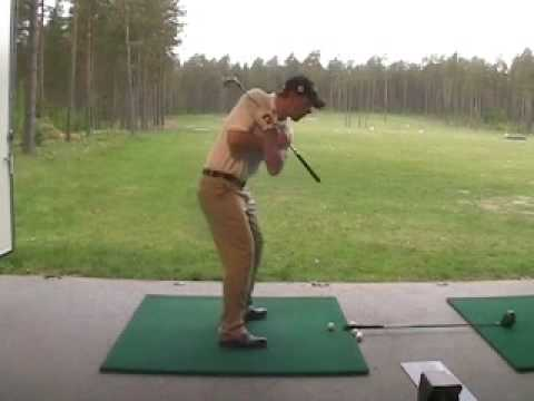 Golf Instruction - Better Shoulder Turn