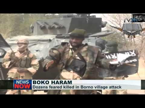 Boko Haram attack Damboa village