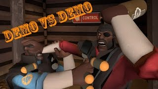 TF2 bot battle 22 : Demo Vs Demo