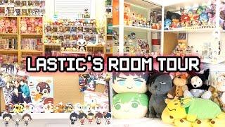 Lastic's Room Tour 2016 - Kawaii, Anime, Funko, Toys, Manga and things I love!