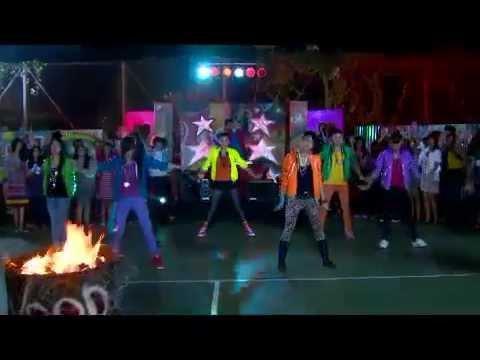 7 ICONS-TAHAN CINTA music video HD