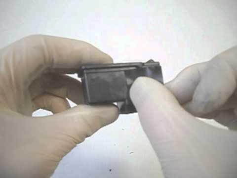 Ricarica cartuccia inkjet CANON PG510 PG540 PG210 PG512 PG810 nero