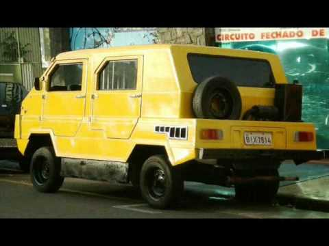 Top 20 - Carros Mais Feios do Mundo (World's Ugliest Cars)