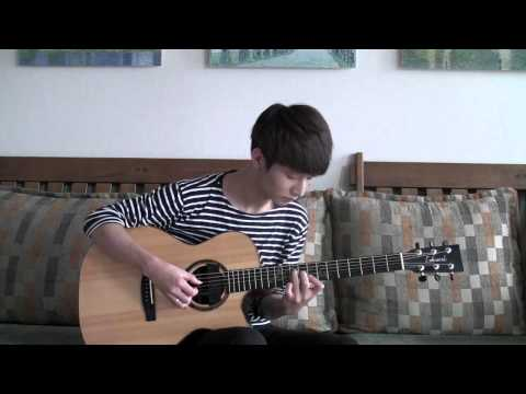 Carrying You : From Laputa castles In The Sky - Sungha Jung video