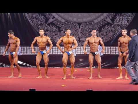 Categoría Juvenil hasta 60, 65, 70 y 75 kg del Mr. México Juvenil y Veteranos 2014