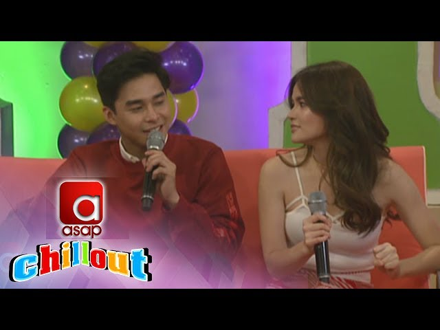 ASAP Chillout: Mccoy and Elisse's morning texts