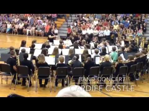 Nolan Middle School 6th Grade Band Concert