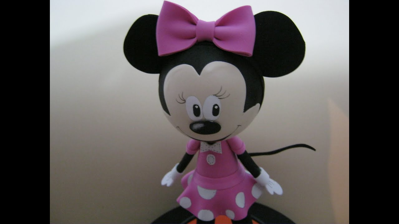 Patrones De Minnie Mouse