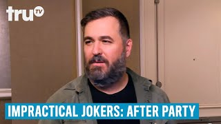 Impractical Jokers: After Party - The Chicken Bone Bandit | truTV