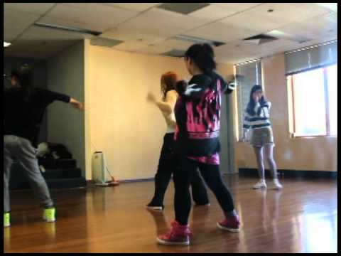 20120804 Coco's New Jazz Dance Class - lolli Lolli video