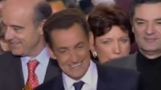 France's Sarkozy announces political comeback