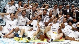 Real Madrid - Great moments for the basketball team