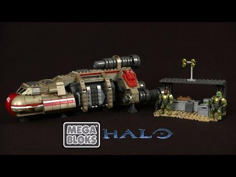 Halo Smuggler Intercept from MEGA Bloks