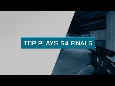 Top Plays: ESL Pro League Season 4 Finals