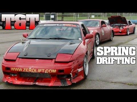 Midwest Drift Union pre-season Test & Tune session at Kilkare Speedway