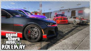 GTA 5 Roleplay - Huge Drag Racing Car Crash | RedlineRP #179