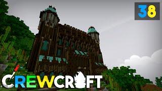 Crewcraft Minecraft Server :: Finish the Freaking Castle! E38