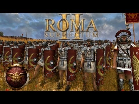 Let's Play: Roma Surrectum 2: Rome - Ep. 1