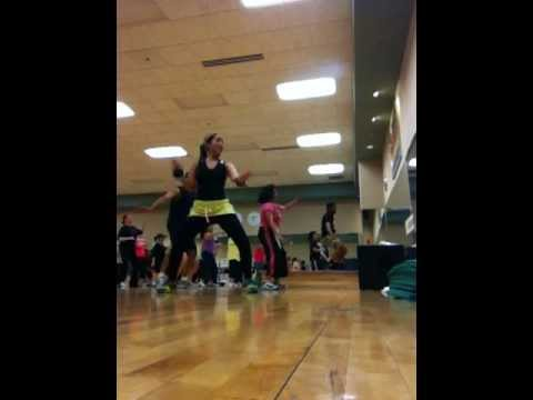 Zumba Fit- new song- gimme, gimme, gimme...
