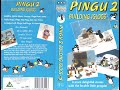 Youtube Thumbnail Pingu 2 - Building Igloos [VHS] (1992)