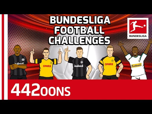 The Bundesliga Top Scorer Challenge - Alcacer, Jovic, Reus amp Co. - Powered By 442oons