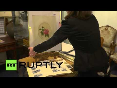 Germany: Dozens of Hitler's paintings set for auction in Nuremberg