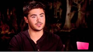 Zac Efron Interview