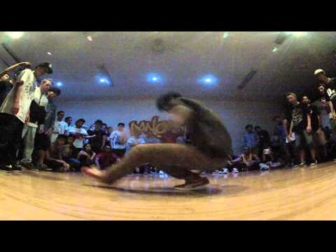 Round3 - 143 LIVERPOOL ST FAMILIA vs BLANK CANVAS - Sydney Bboy League 2