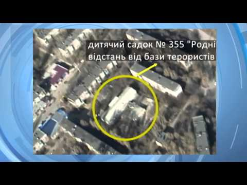 Ukraine Truce Violations Filmed: Russian-backed militants hide heavy weapons in residential areas
