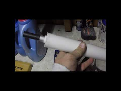How to make an Airsoft Silencer(mock)
