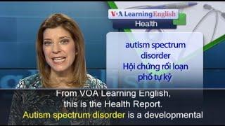 Anh ngữ đặc biệt: Autism