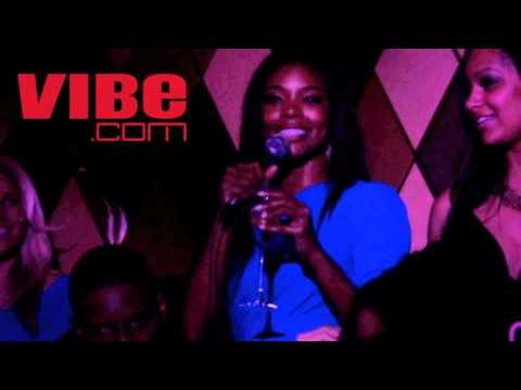 Gabrielle Union Gives D. Wade's B-Day Speech