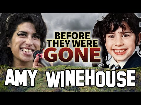 AMY WINEHOUSE - Before They Were DEAD