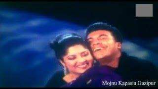 Ai Hridoyer Shada Kagoje-Manna @ Moushomi (720p) HD Song