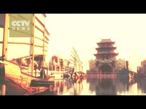 Quanzhou, the starting point of the Maritime Silk Road