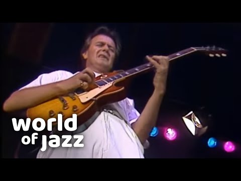 Encore and finale of John McLaughlin's Mahavishnu Orchestra • 1986 • World of Jazz