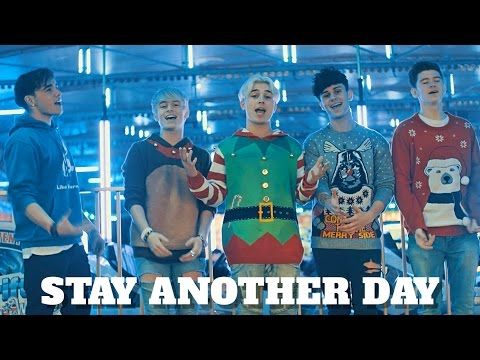 Stay Another Day - East 17 (Boyband Cover)