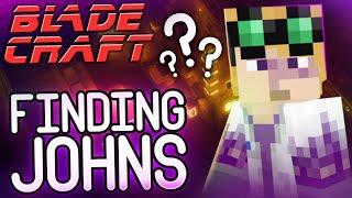 Minecraft Custom Mod Adventure Part Four - Finding Johns (Time Cops #22)